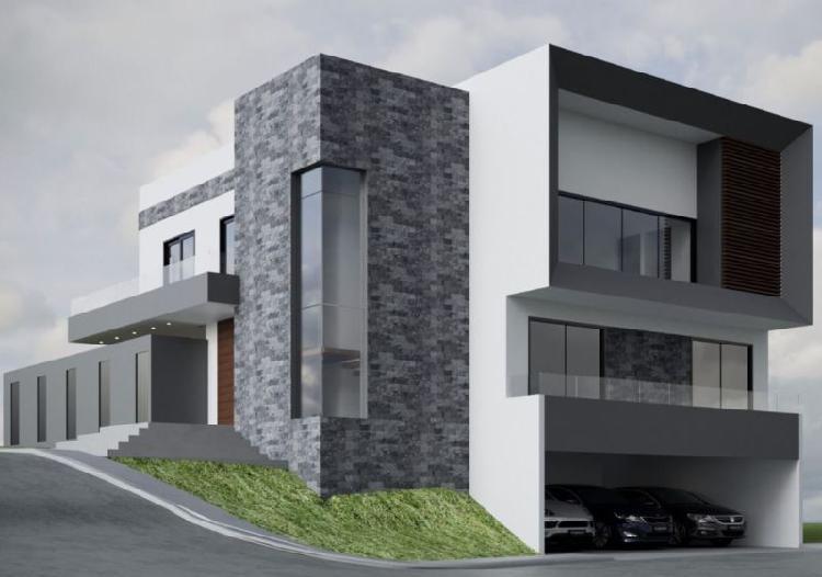 Casa nueva pre venta monterrey carolco / carolco house for