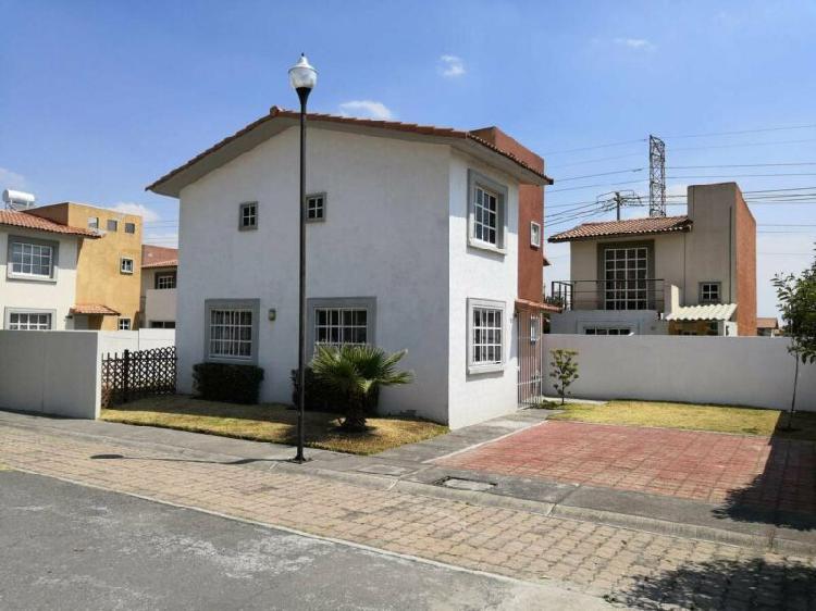 Casa en condominio - villas del campo /