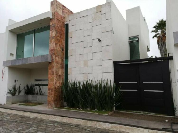 Casa en venta en ocotlán, tlaxacala