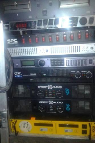 Equipo De Sonido Amplificador Ca6 Crest Audio
