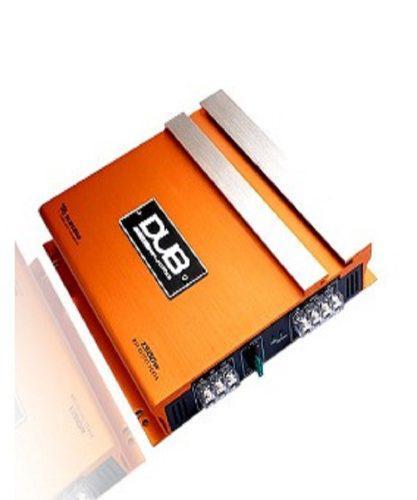 Fuente dub de 4 canales de 2400 watts max. potencia.