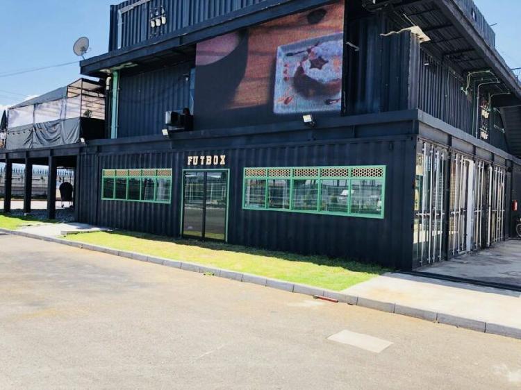 Locales para emprendedores concepto boxpark en toluca edo