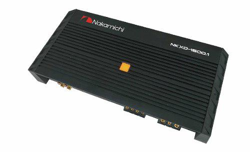 Nakamichi 4 canales nkxa-900.4 full range mejor que jl audio