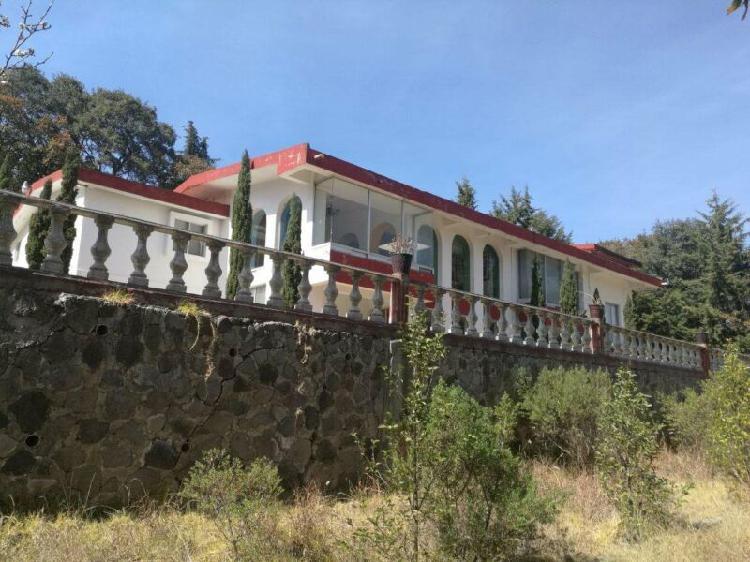 Rancho en venta zona Cahuacan