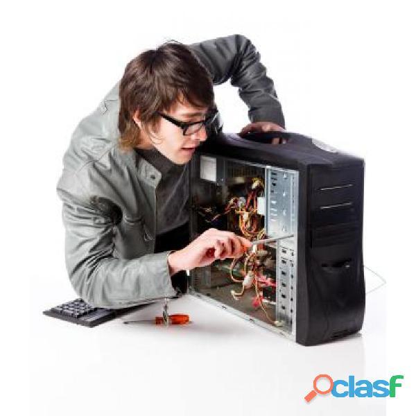 Reparacion de computadoras (servicios a domicilio...)