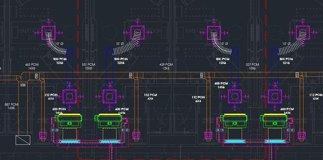 Diseño y fabricacion de ductos de lamina