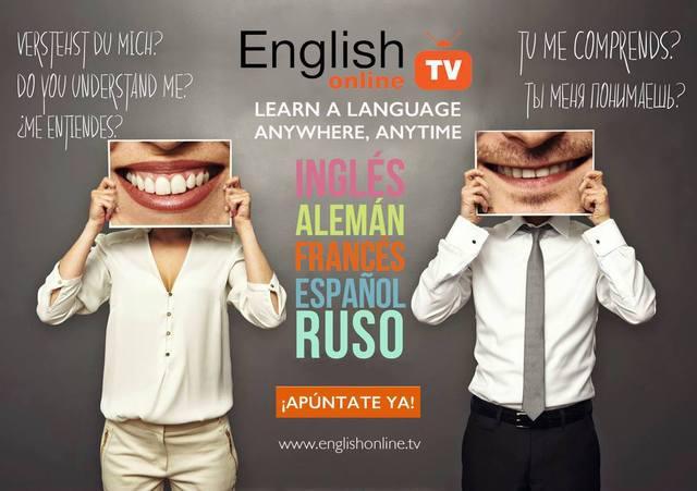 Ingles, francés, alemán, ruso y español online -