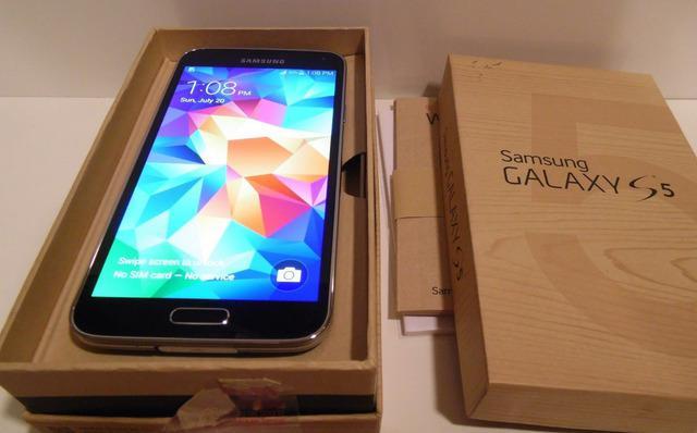 Samsung galaxy s5, nuevo, original, 4g, telcel y movistar