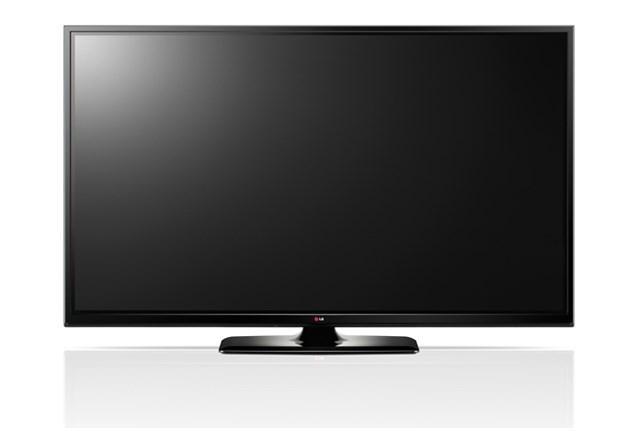 """Televisión de Plasma Marca LG de 50"""" color negro la vendo"""