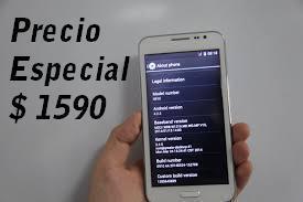 """Vendo celular android 4.2.2 dos nucleos 5"""" gps 3g, mx."""