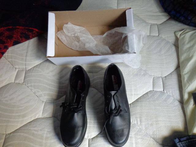 Venta de zapatos negros hombre summit am, gustavo madero.