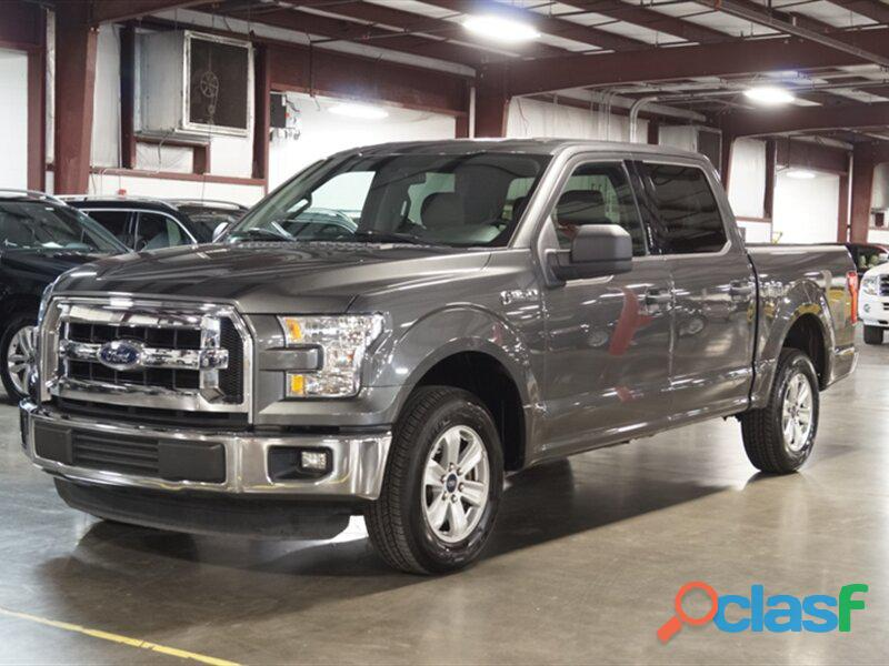 Ford lobo 2015 gris