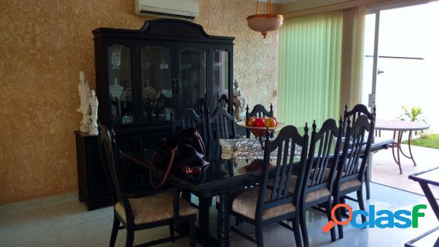 Casa sola residencial en renta en fraccionamiento costa de oro, boca del río
