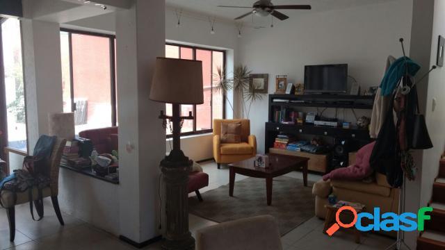 Casa en condominio residencial en renta en colonia buenavista, cuernavaca