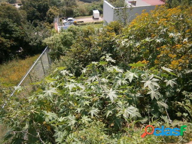 Terreno residencial en venta en Colonia Lomas de La Herradura, Cuernavaca
