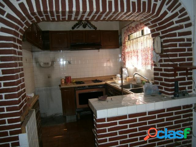 Casa sola residencial en venta en Colonia Mártires de Río Blanco, Cuernavaca