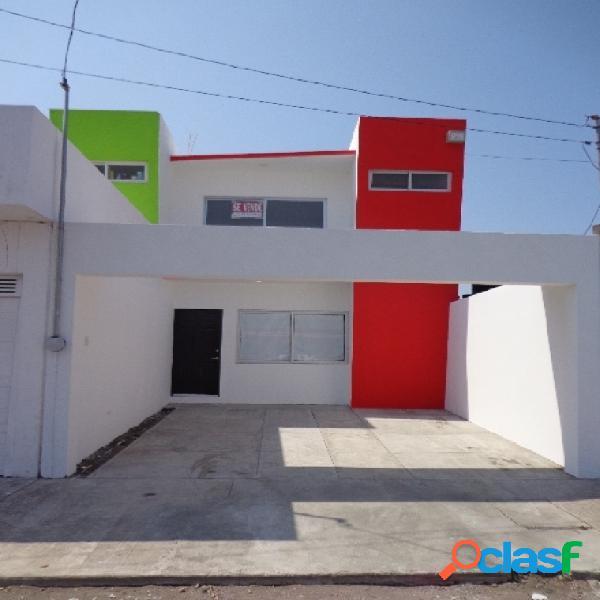Casa sola en venta en Colonia Venustiano Carranza, Boca del Río