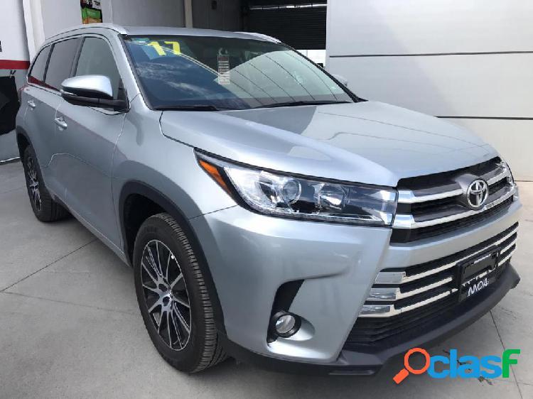 Toyota highlander limited blu ray