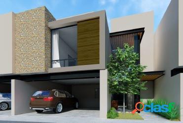 Casa residencial en privada exclusiva