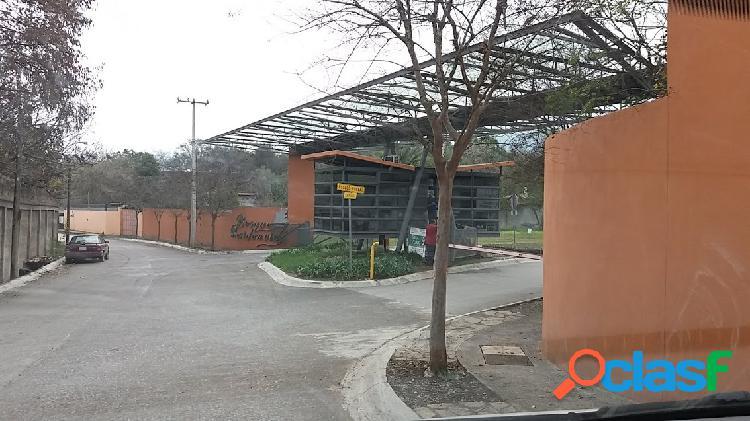 Terreno en venta el barrial santiago nl bosque residencial