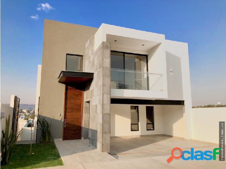 Casa nueva en venta, zanda residencial, león gto