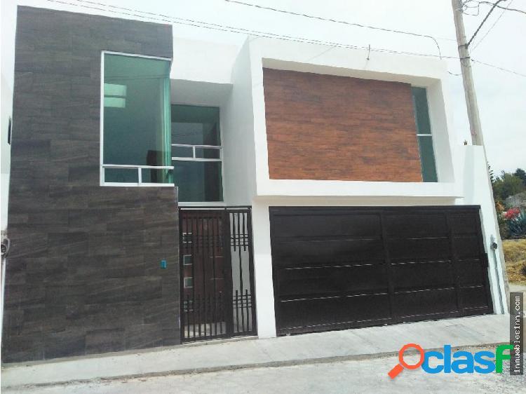 Casa en venta col. san gabriel cuautla tlaxcala