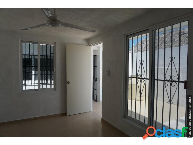 Casa remodelada en progreso, yucatán