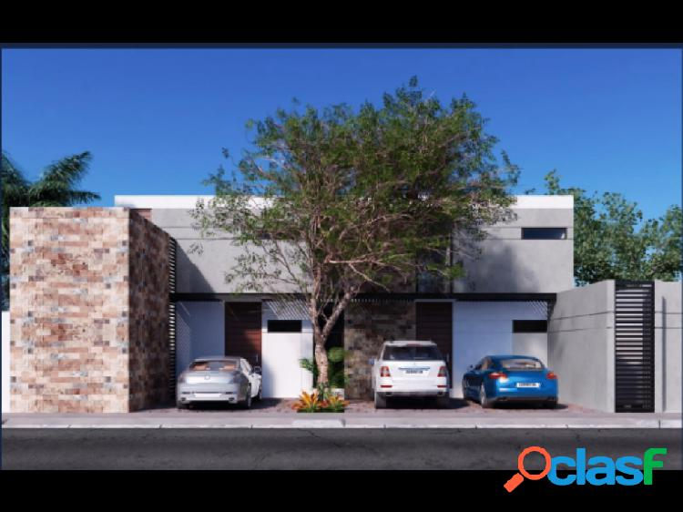 Townhouse en venta san ramon norte merida