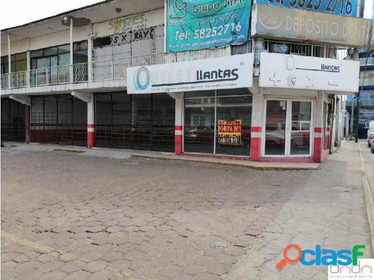 2 locales comerciales en renta en atizapán