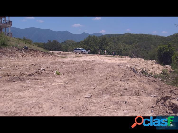 Terreno en venta carretera nacional
