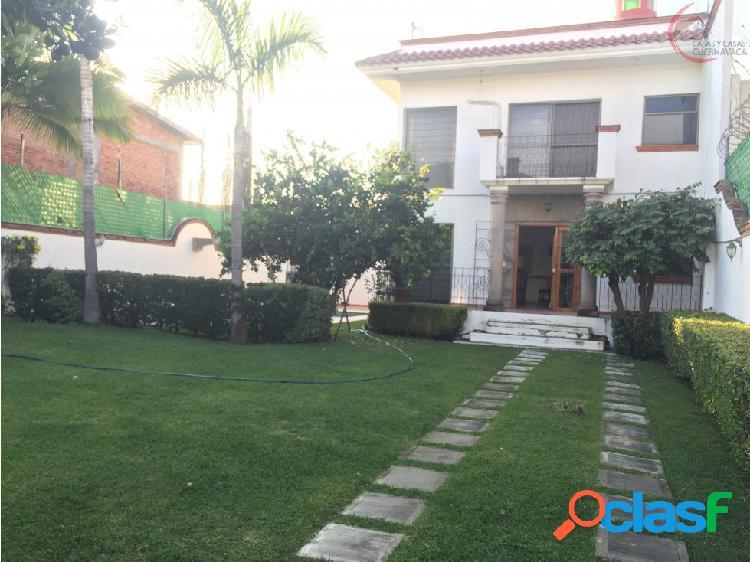 Casa en venta en jiutepec - el naranjo