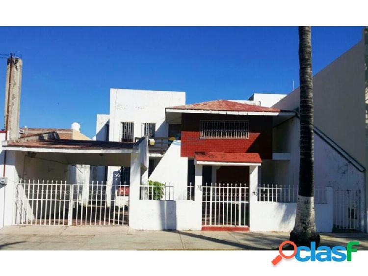 Casa venta en mazatlán de 4 recámaras 2 plantas