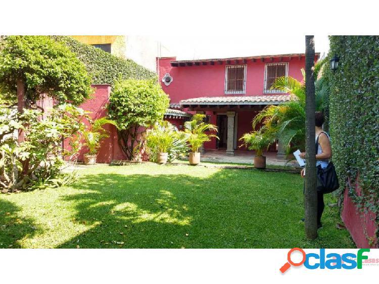 Casa estilo cuernavaca en venta delicias río mayo