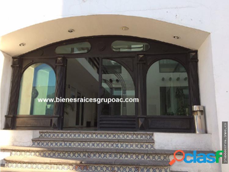 Oficina renta en plaza en los arcos r-1138