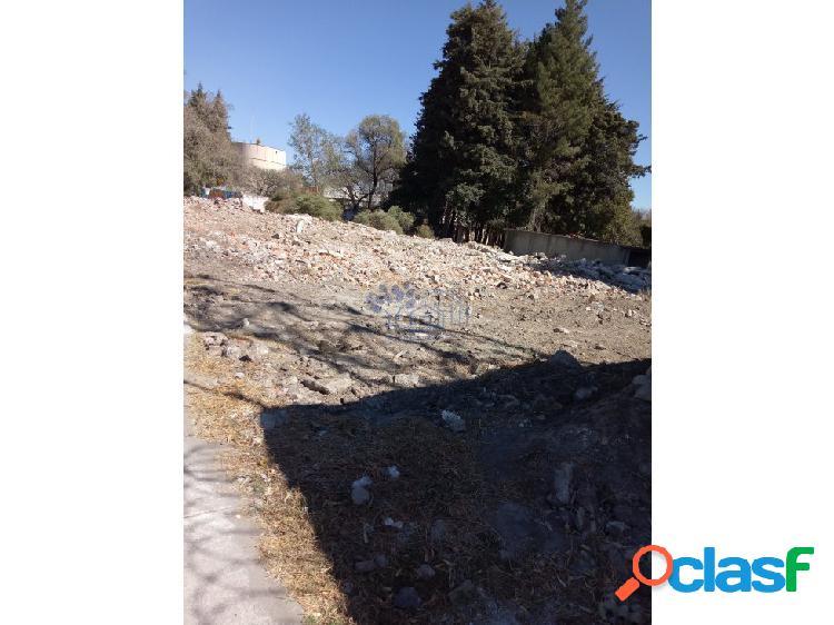 Terreno venta frente a facultad de ingeniería uat
