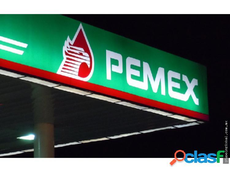 Se vende gasolinera en ciudad obregon, sonora