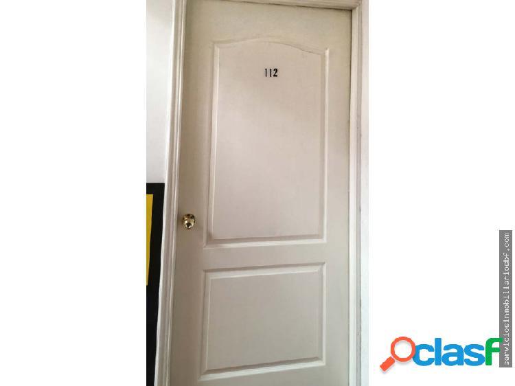 112 departamento amueblado