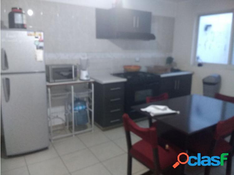 Casa amueblada renta r. arborada c/servicios
