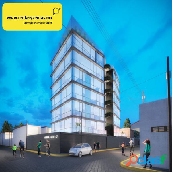 Departamento en venta en Torre Aura en Puebla, Cholula