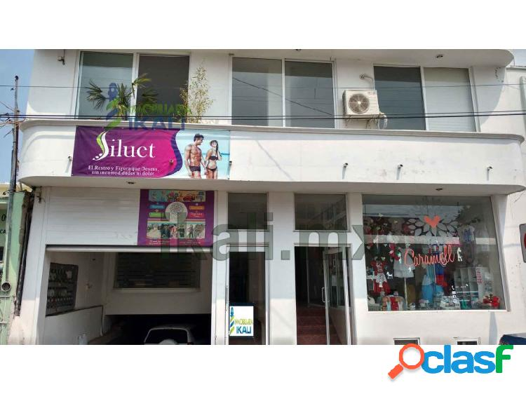 oficina en renta centro de Tuxpan, Veracruz planta alta, Tuxpan de Rodriguez Cano Centro