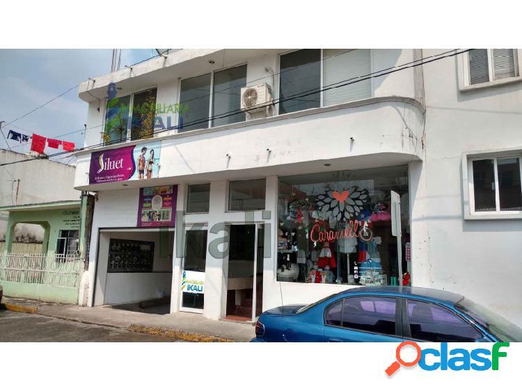 oficina en renta centro de Tuxpan, Veracruz planta alta, Tuxpan de Rodriguez Cano Centro 1