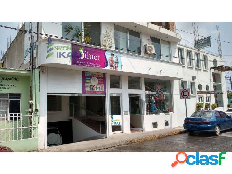 oficina en renta centro de Tuxpan, Veracruz planta alta, Tuxpan de Rodriguez Cano Centro 2
