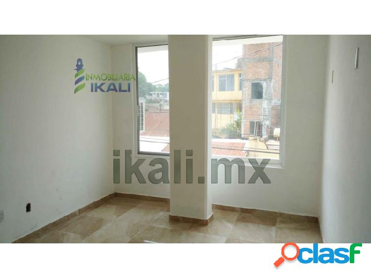 oficina en renta centro de Tuxpan, Veracruz planta alta, Tuxpan de Rodriguez Cano Centro 3