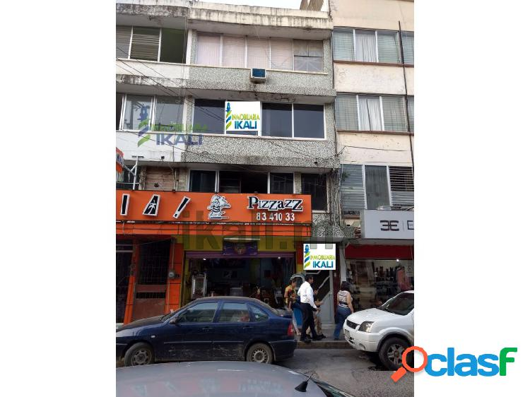 Renta oficina centro tuxpan veracruz con 2 despachos y recepción, tuxpan de rodriguez cano centro
