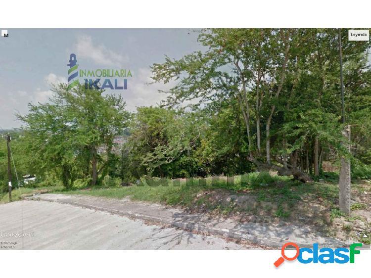 Terreno en venta de 900 m² col escudero tuxpan veracruz, escudero