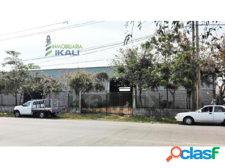 Renta de bodegas con nave industrial de 1800 m² zona industrial altamira tamaulipas, zona industrial