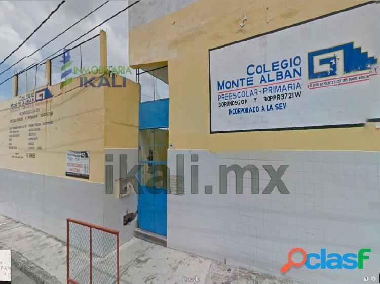 Renta Edificio 16 salones colonia centro Tuxpan Veracruz, Tuxpan de Rodriguez Cano Centro 2