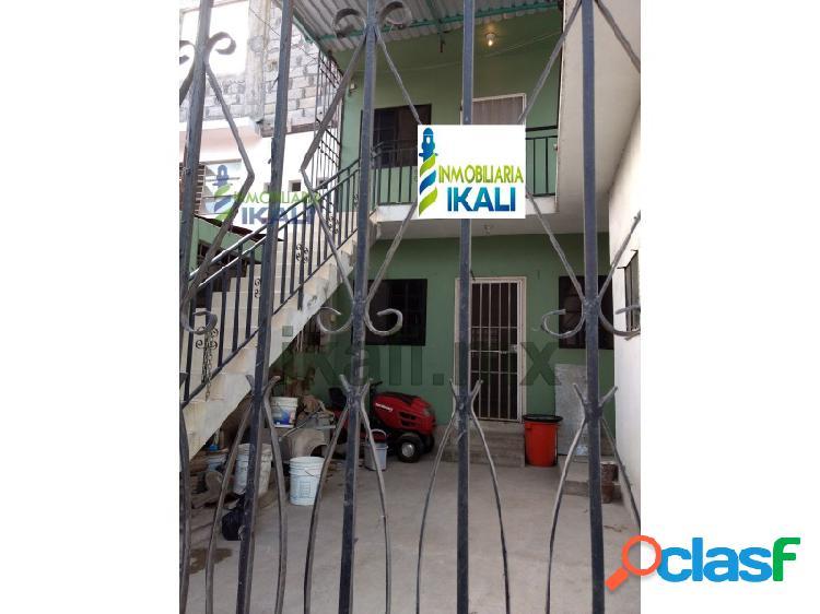 Renta oficina 50 m² cerca del mercado heroes del 47 tuxpan veracruz, la rivera