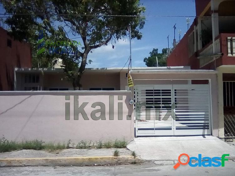 renta de casa nueva Céntrica Col. Miguel Alemán Tuxpan Veracruz, Miguel Alemán