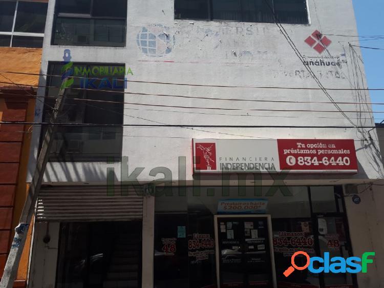 Renta de piso de edificio para oficinas zona centro tuxpan veracruz, tuxpan de rodriguez cano centro